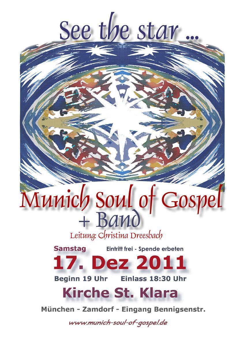 gospel_See the star_2011